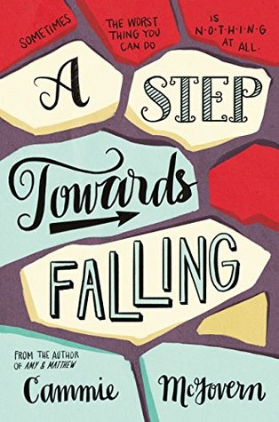 a step towards falling book review