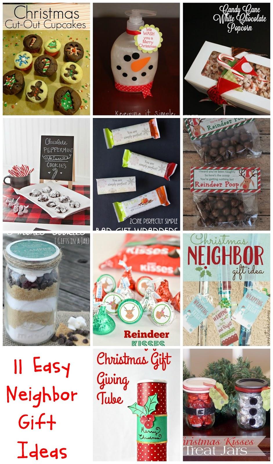 11 easy neighbor gift ideas