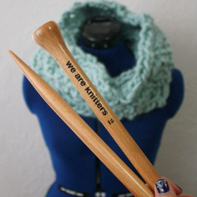 How to Teach Yourself to Knit