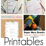 Printables t start the new year