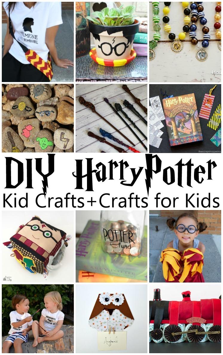 50 MORE Magical Harry Potter Projects Rae Gun Ramblings