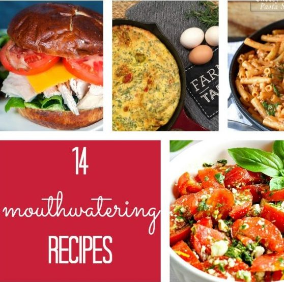 14 yummy tomato recipes