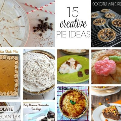 15 Creative Pie Recipes and Block Party
