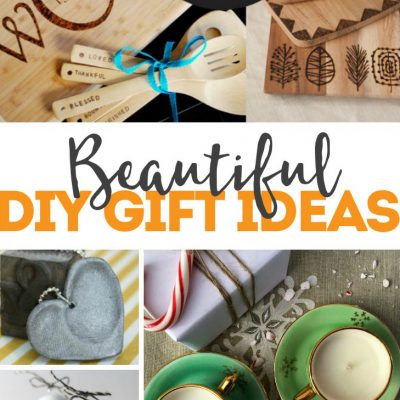 Beautiful Gift Ideas and Block Party