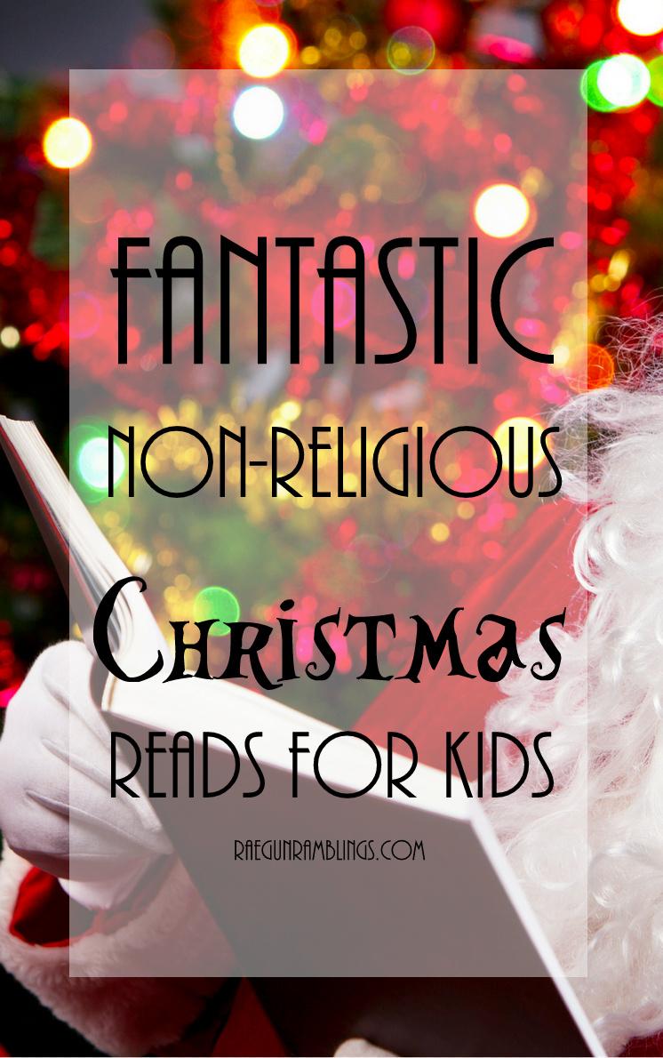 Santa, Snowmen and other fun non-religious Christmas books for kids