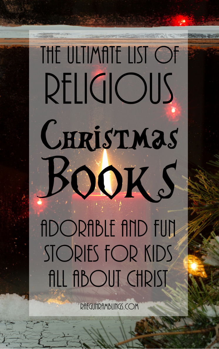 Lots of great Christmas board books and picture books that teach the true meaning of Christmas. Fun and adorable nativity books and more for babies and kids.