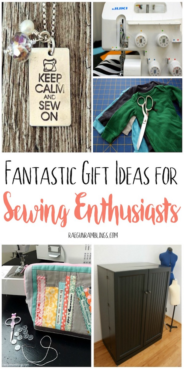 great gift ideas for sewing lovers and crafters