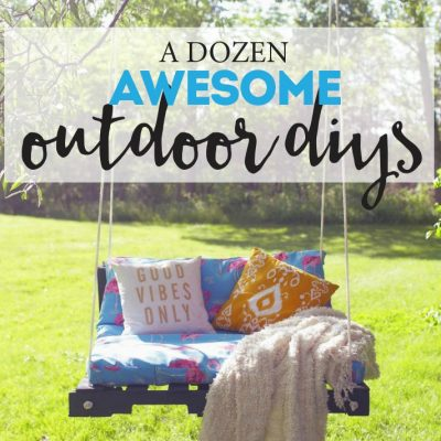 Awesome Outdoors Projects and Block Party