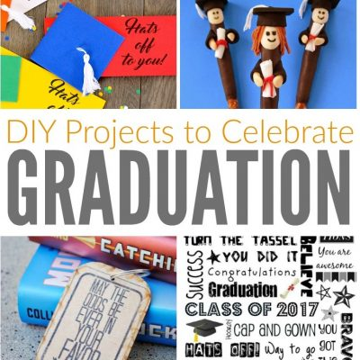Graduation Gifts and Block Party!