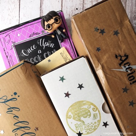 Great gifts for book lovers and readersCrateJoy Fandom Subscription Boxes review copy