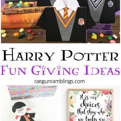Happy Harry Potter Days 8-9