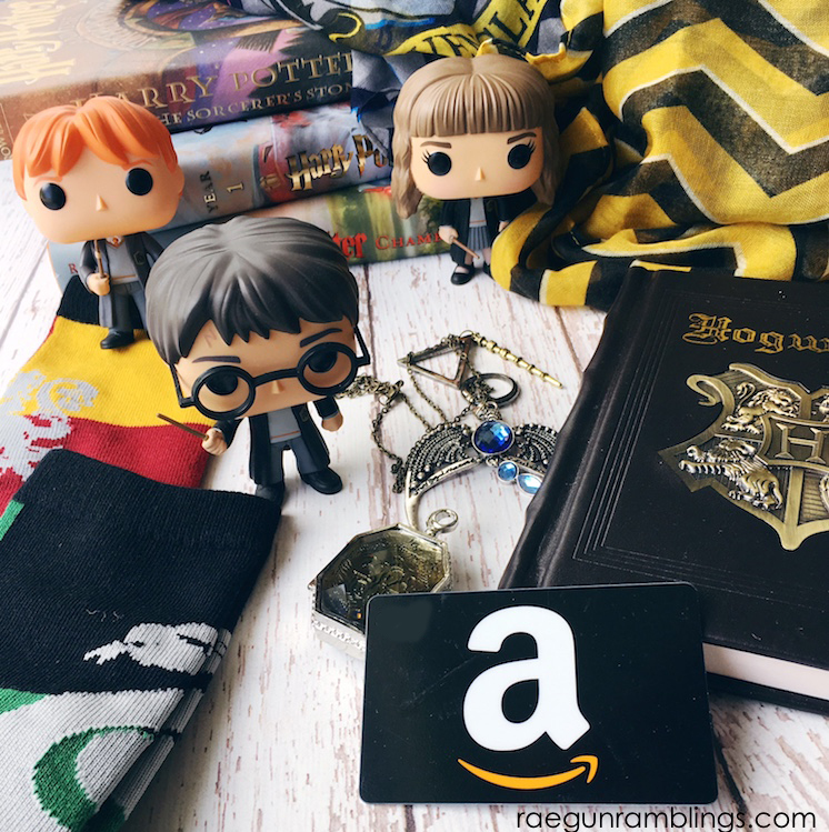 Harry Potter swag gift ideas for book lovers