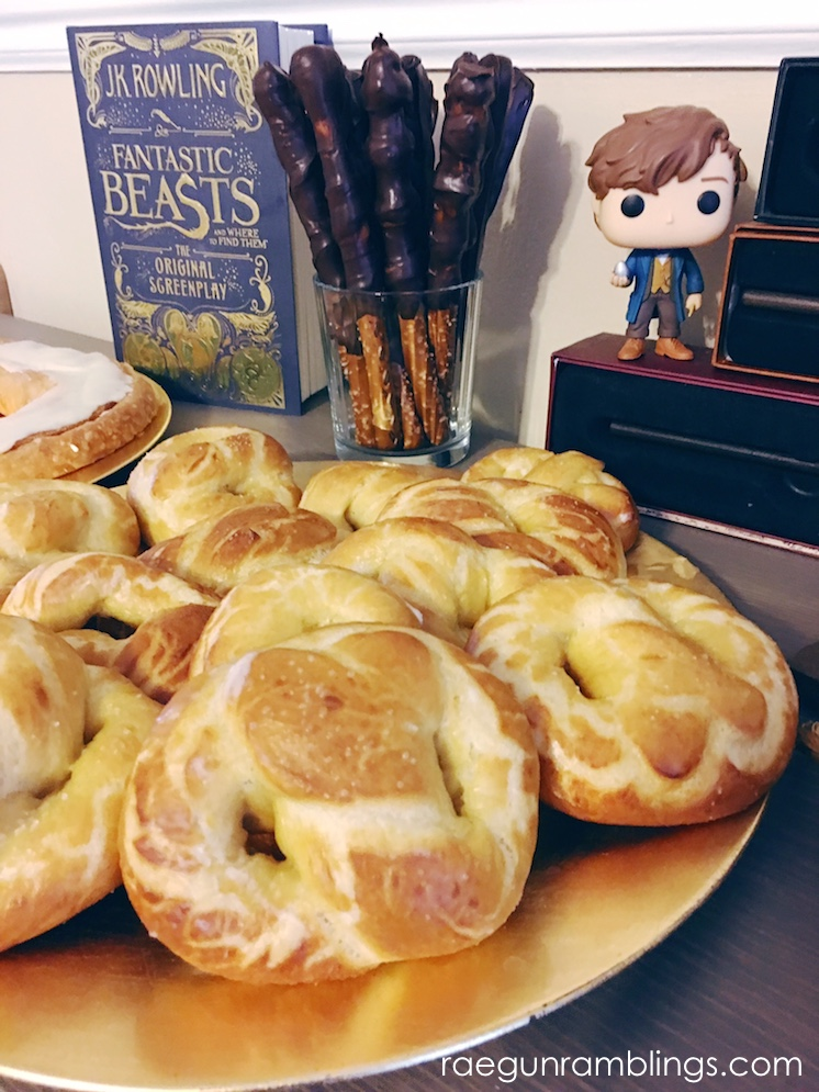 fun fantastic beasts and where to find them food ideas