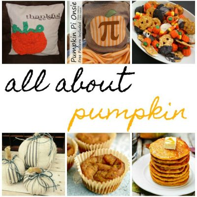 All Things Pumpkin and Block Party