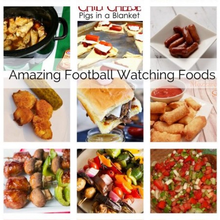 tailgating recipes and quick and easy football food