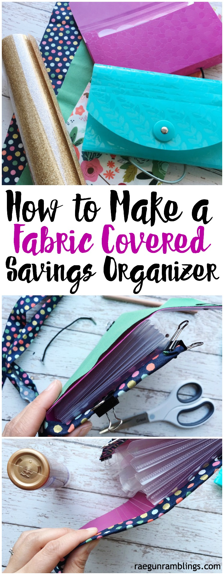 how to make a fabric covered coupon holder great dave ramsey saving tool. with free sewing pattern and works with the cricut maker too