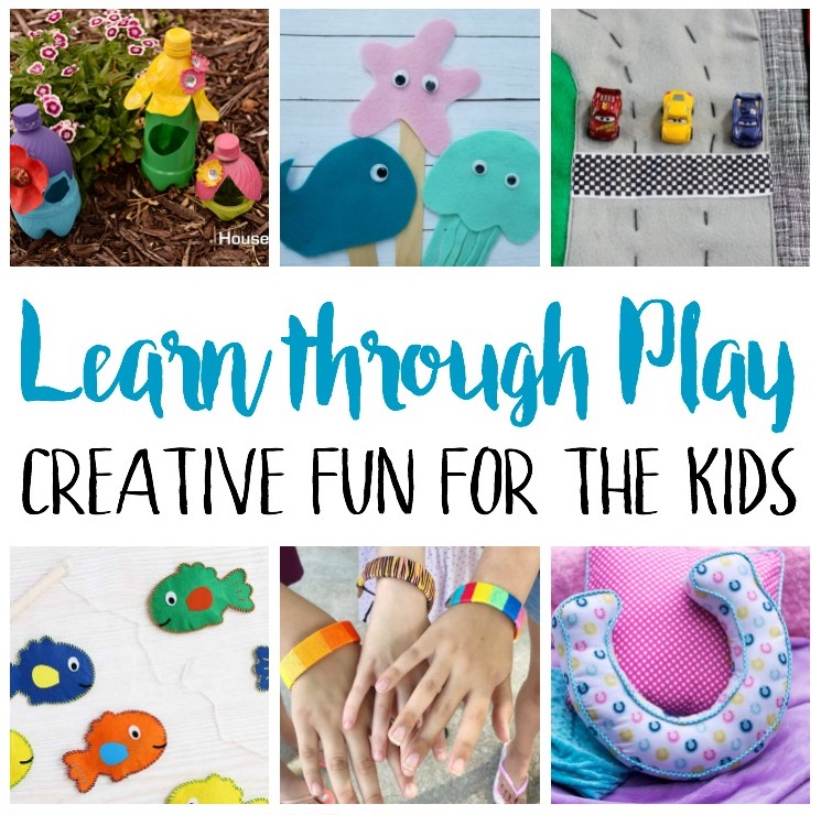 Educational clever and easy activities to do with kids