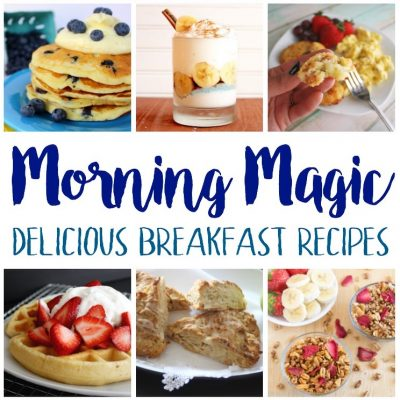 Delicious Breakfast Recipes and Block Party