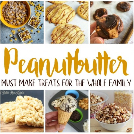 delicious peanutbutter treats recipes