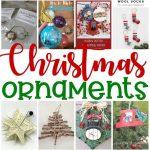 Must Make DIY Christmas Ornaments