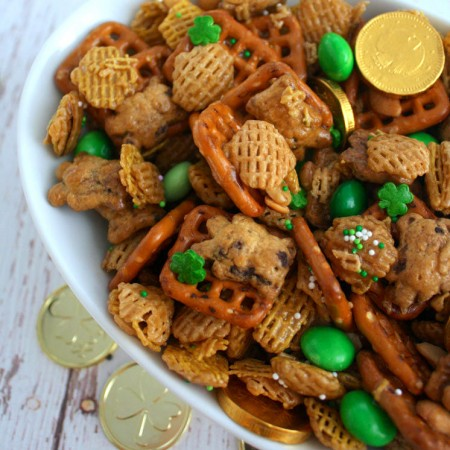 St. Patrick's Day Chex Mix Recipe
