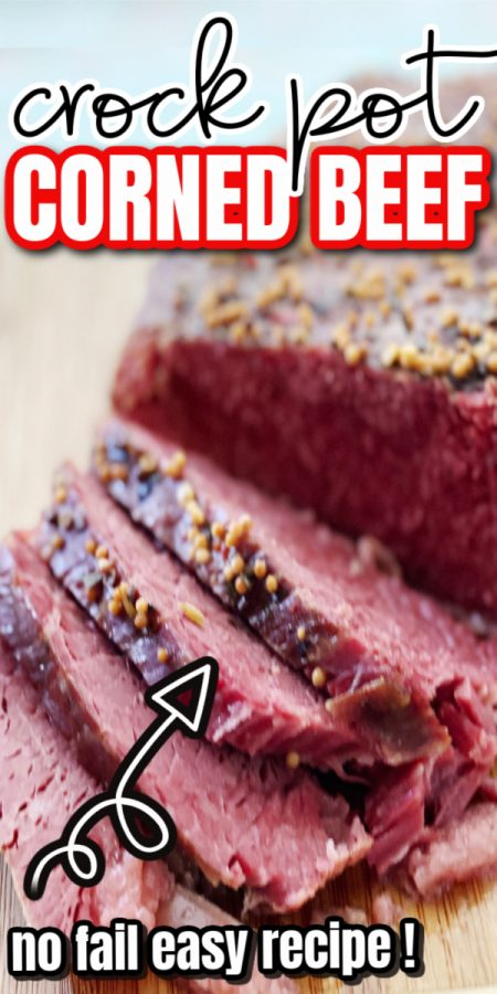 slices of corned beef roast