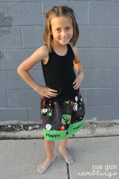 Halloween Skirt Tutorial-002s