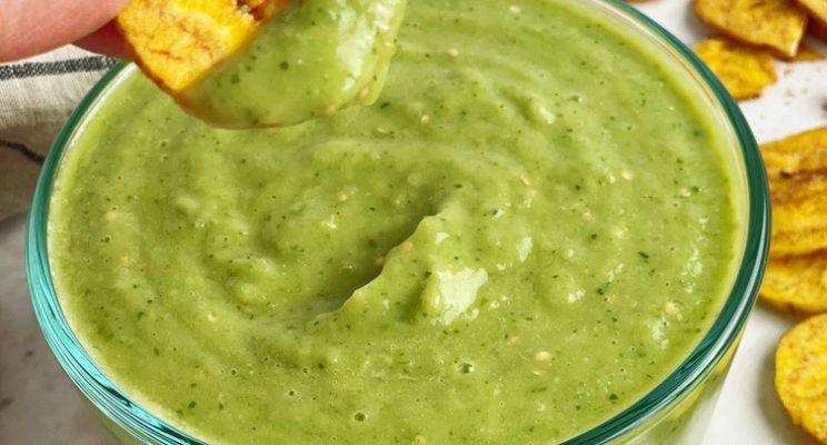 Salsa Guacamole Avocado Sauce