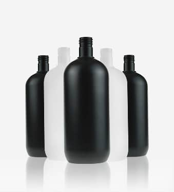 Plastic bottle packaging
