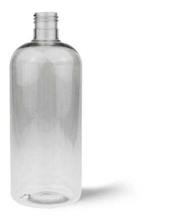 Boston Round Bottle 500ml