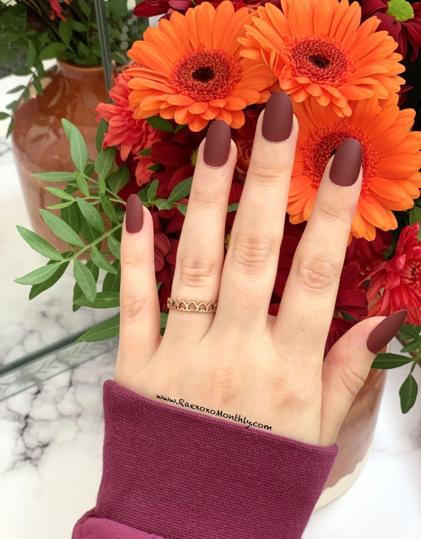 KISS Matte nails