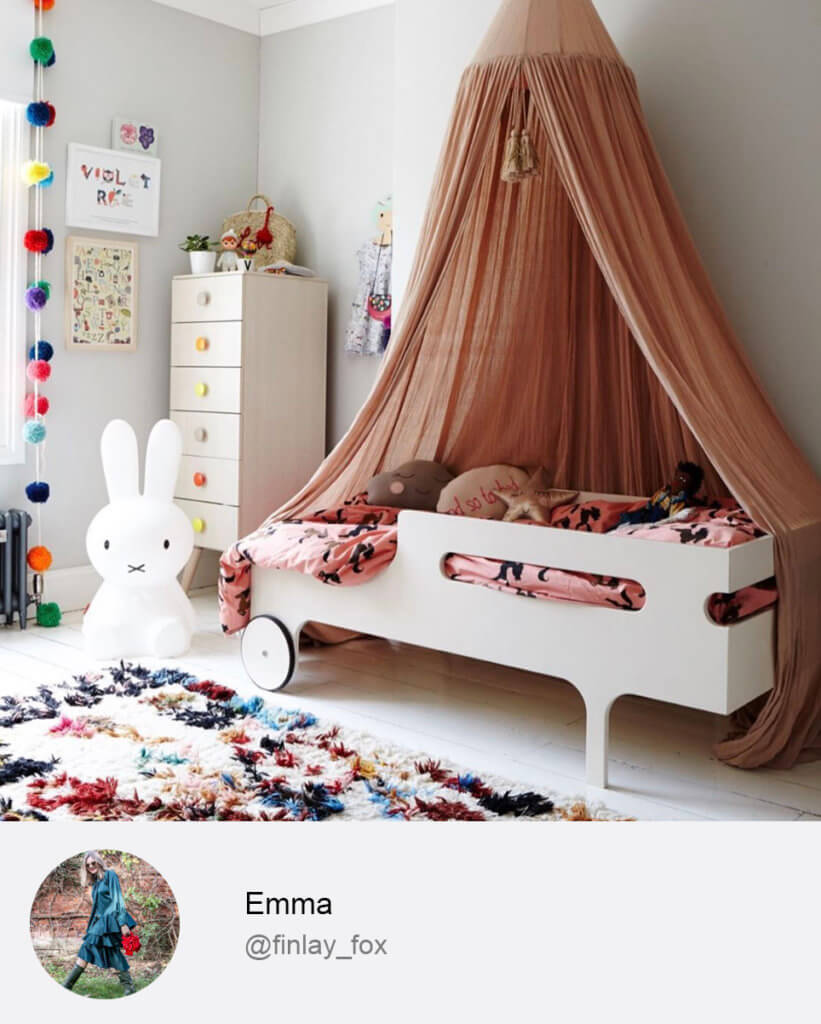r toddler bed
