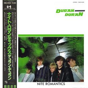 1981 Nite Romantics – CDS