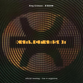 1995 BBOOM – Live In Argentina