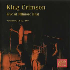 2004 Live at Fillmore East November 21 & 22 1969