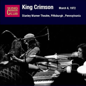 2006 Stanley Warner Theatre Pittsburgh Pennsylvania – March 06 1972