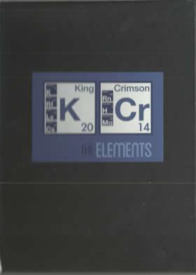 2014 The Elements: 2014 Tour Box