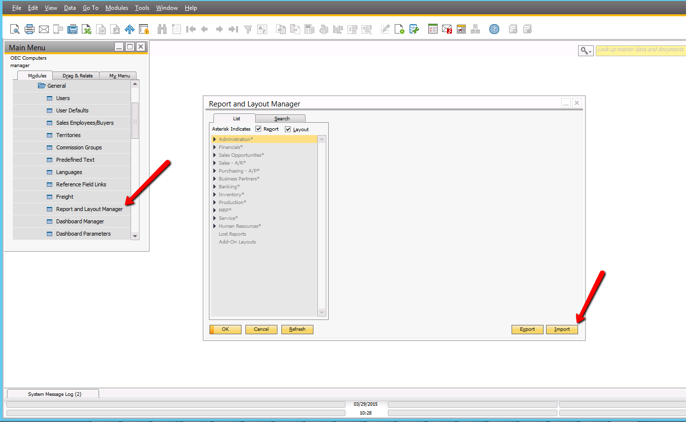 Crystal Reports For SAP Business One | SAP B1 Tips