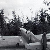151OTU Spitfire at Ambala - 1946