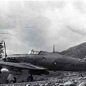 Hurricane HL857 - possibly of 151 OTU