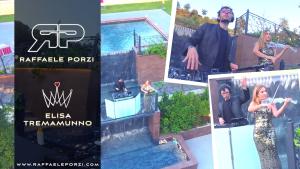 DJ SET & LIVE Violin – Raffaele Porzi DJ