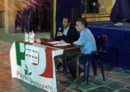 Festa Democratica di Galbiate con Umberto Ambrosoli - 25/07/2013