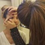 Raffaella Tabanelli  make up artist -  wedding day 16