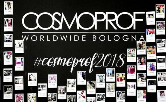 Cosmoprof Bologna 2018