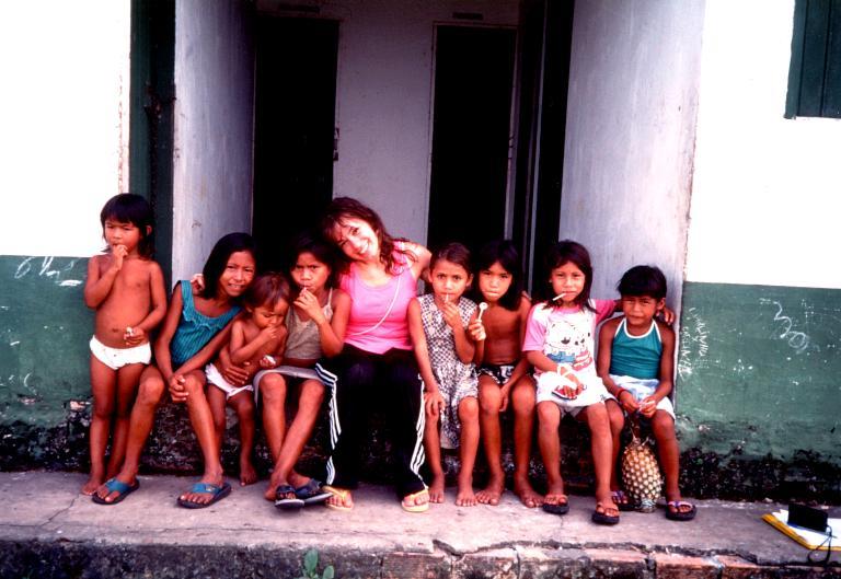 VIAGGI – AMAZONAS – FOTO