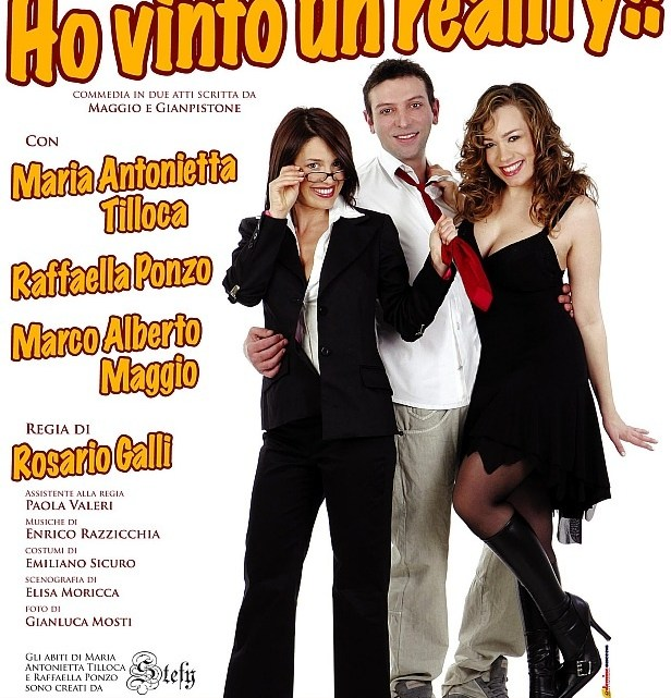 HO VINTO UN REALITY!!, regia di Rosario Galli