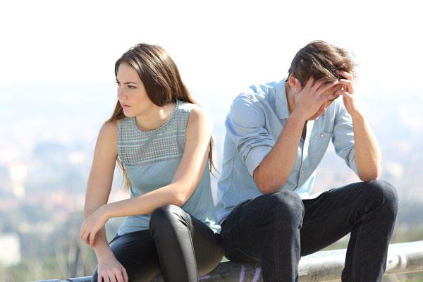 Quando una relazione finisce….gli uomini tornano, le donne se ne vanno per sempre
