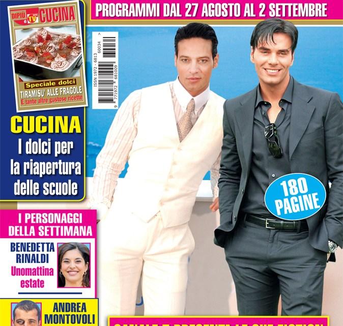 TV MIA n. 34/2016 – Canale 5 presenta le sue fiction in onda da Settembre