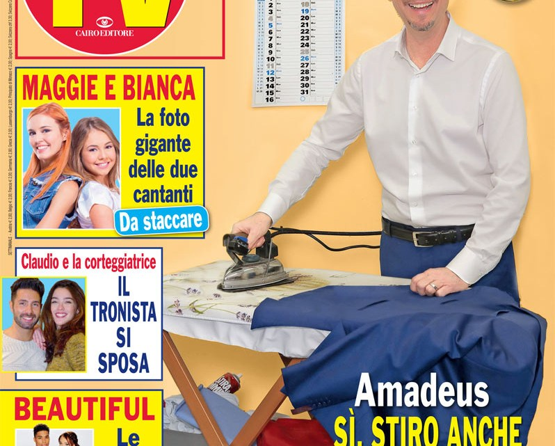 DIPIU' TV n. 5/2013 – Claudio D'Angelo si sposa