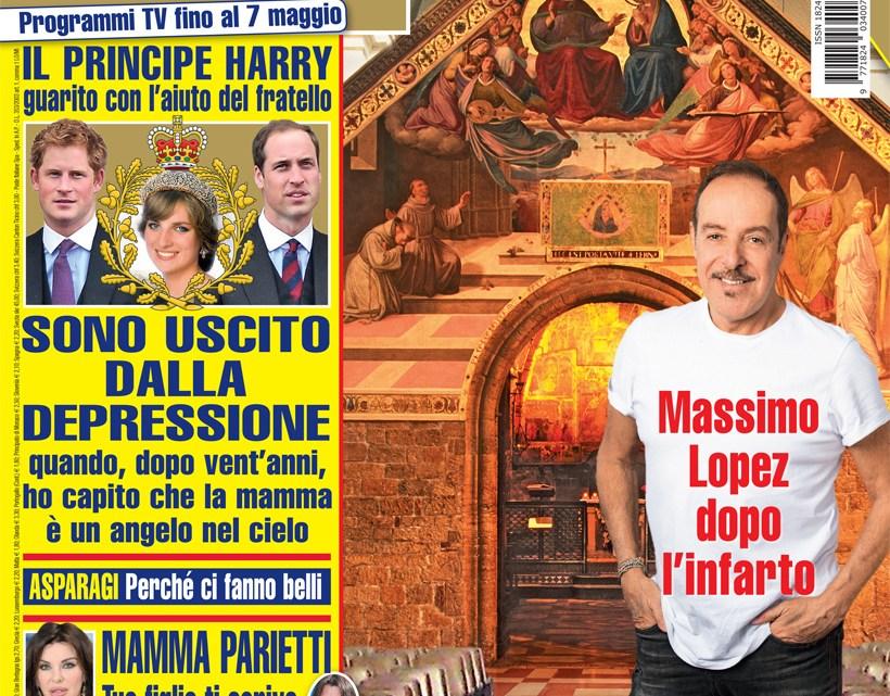 DIPIU' n. 18/2017 – Il figlio scrive ad Alba Parietti